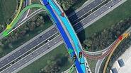Verkeer moet even links rijden