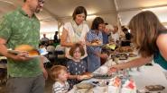 Gezinsbond laat vrijwilligers zélf eens voeten onder tafel steken