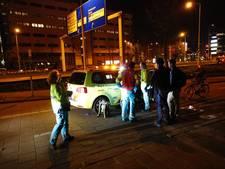Fietser gewond na botsing met andere fietser op Fellenoord in Eindhoven