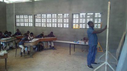 Halse vzw Irie richtte zelf een school op in Kameroen en organiseert nu Benefietweekend voor nieuw internaat