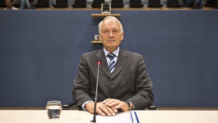 Nol Döbken, voormalig directeur van HSA. Beeld anp