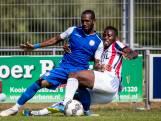 Domper voor Willem II: Coulibaly maanden uit de roulatie