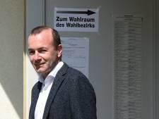 Plus bas historique pour le camp de Merkel