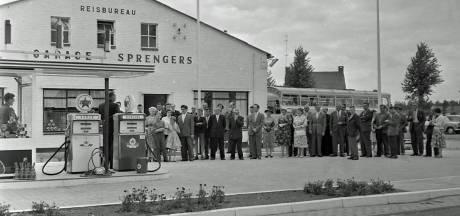 RHC Eindhoven zoekt verhalen achter de foto's: Tanken en vakantie boeken bij Sprengers in Heeze