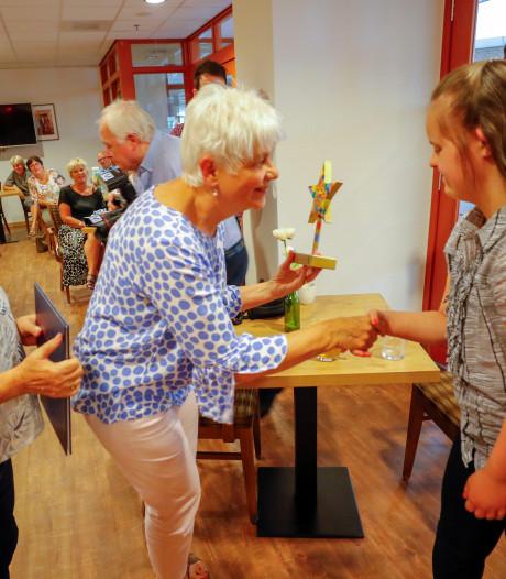 Ster van Veldhoven voor vrijwilligers hospice Merefelt