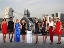 Williams kan revanche nemen op Muguruza bij WTA Finals