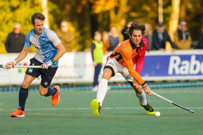 Oranje-Rood won met 0-3.