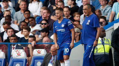 "Chelsea omarmt 'Mister Brightside' Eden Hazard: ""Ik blijf"""