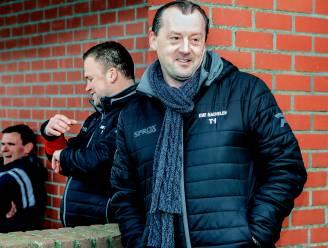 """Fréderic Van Dorpe is nieuwe T1 Machelen na vertrek Mario Sergeant: """"Geplande scenario wordt wat vervroegd"""""""