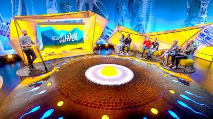 Lou (6) steelt de show in 'Dat belooft voor later' op VTM