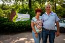 Noud en Marian Megens van recreatiepark en brasserie Het Genieten in Kaatsheuvel.