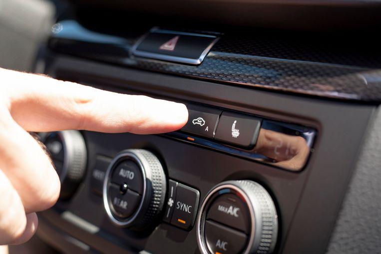 Veel automobilisten gebruiken de airco op een verkeerde manier