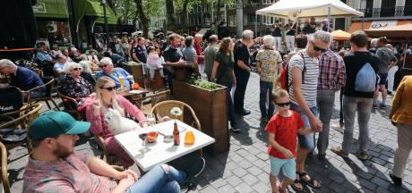 Bredanaar kan op terras meer rondjes bestellen dan een Amsterdammer