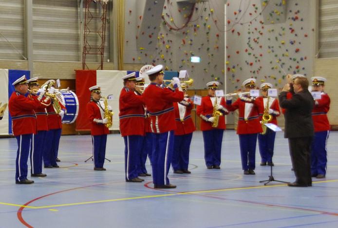 Muziekvereniging Mystique is Nederlands Kampioen geworden.