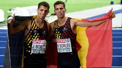 Zilver en brons! Broers Borlée bezorgen ons land nog twee medailles op EK in Berlijn
