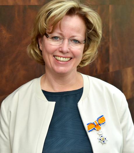 Koninklijke onderscheiding voor Waalwijkse Sandra Gaakeer-Verhagen