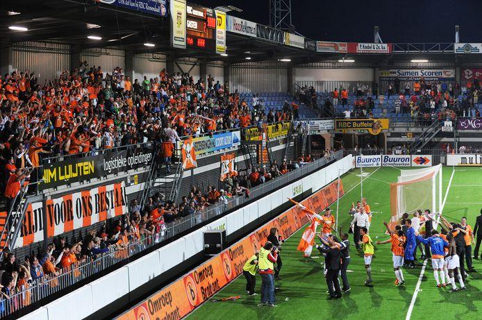 RBC vierde op 6 mei 2011 zijn laatste overwinning in het betaalde voetbal met een 3-2-zege op FC Dordrecht.