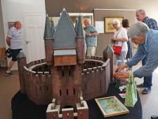 Opknapbeurt voor Oostvoorns mini-kasteel