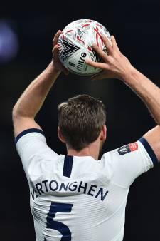 Tottenham a proposé à Vertonghen de prolonger son contrat... d'un mois