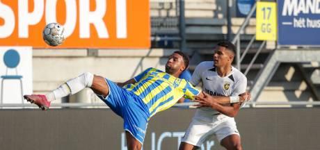 Samenvatting: RKC Waalwijk - Vitesse