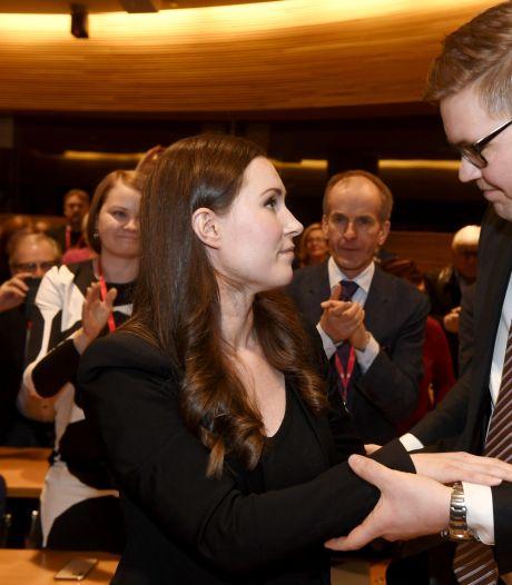 Finland krijgt 34-jarige vrouw als premier, de jongste ooit