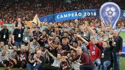 FT buitenland. Braziliaanse Paranaense pakt de Copa Sudamericana