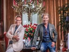 """Flamboyante BN'ers Frank (74) en Rogier (46) weg uit Den Haag? ,,Alleen in een kist"""""""