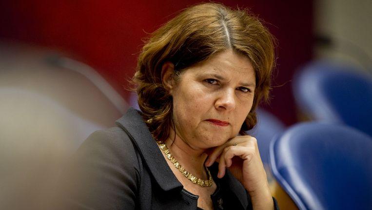 Minister Marja van Bijsterveldt. Beeld ANP
