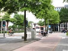 Camera's registreren voetgangers- en fietsverkeer stationsgebied