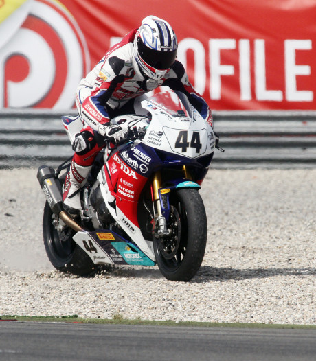 Wildcard De Boer voor Superbikes Assen