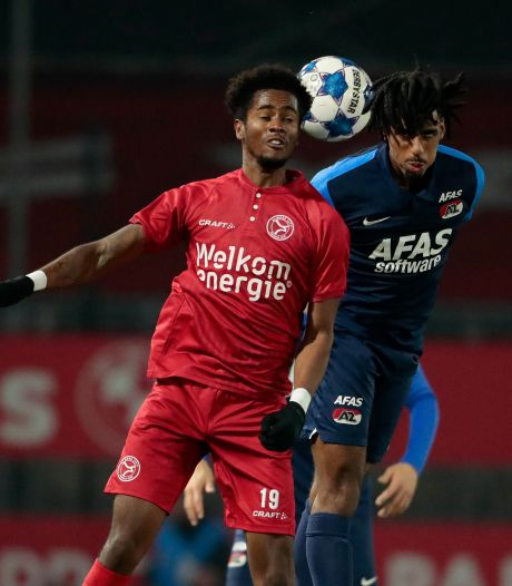 Samenvatting | Almere City FC - Jong AZ