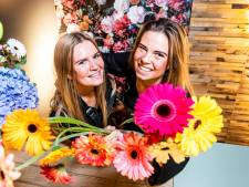 Jonge zussen openen bloemenwinkel in Alphen, precies waar hun grootouders een kwekerij hadden