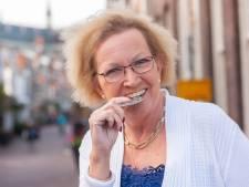 Marianka Peters is trots op haar zilveren erepenning: 'Maar als-ie brons was, had ik hem teruggegeven'