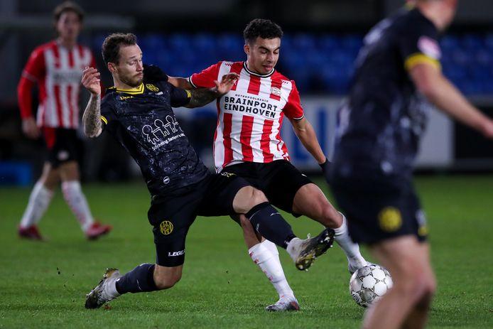 Jong PSV - Roda JC.