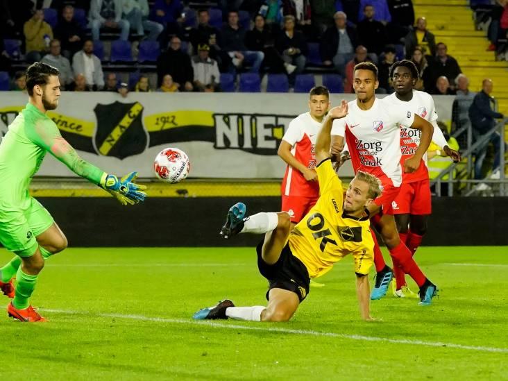 Stokkers baalt: 'Net als tegen Volendam gooien we twee punten weg'