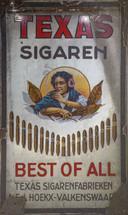 Texas Sigaren, van Valkenswaardse makelij.