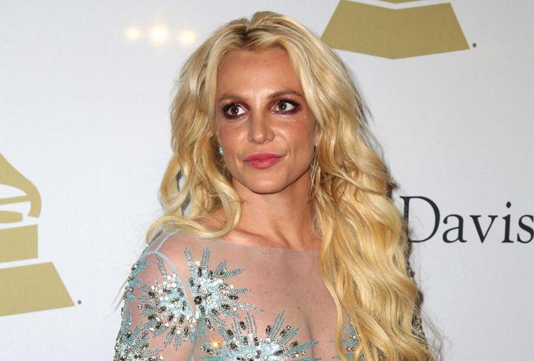 Britney Spears moet het maar hebben van haar eigen fans...
