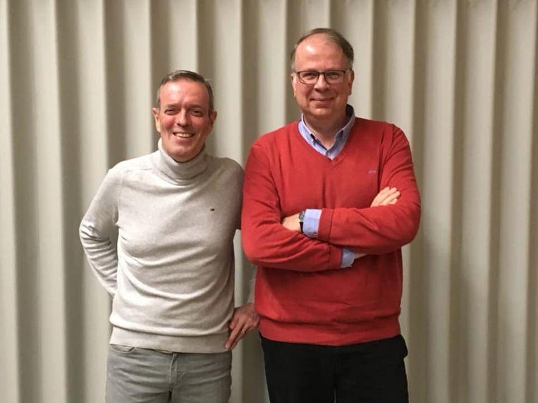 Erwin Van Loo en Rik Van Leemputten.