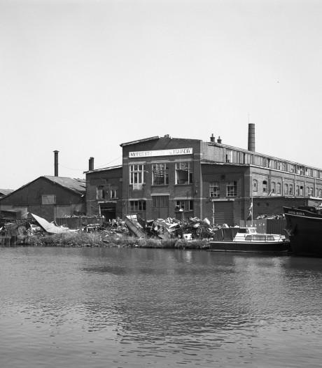 Van verpieterde draadstaalfabriek naar Bar Op Zuid in Hoograven
