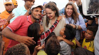 """Angelina Jolie slaat alarm: """"20.000 Venezolaanse kinderen dreigen staatloos te zijn"""""""