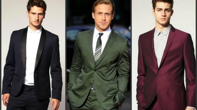 In vijf stappen naar een stijlvolle man