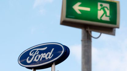Ford overweegt Verenigd Koninkrijk te verlaten door brexit