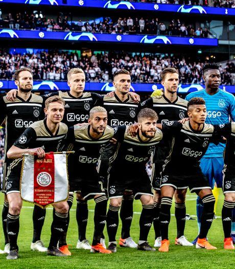 Ajax is de handelskoning van Europa: 300 miljoen euro in een jaar