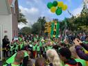 De duizendste inwoner van Biest-Houtakker werd vrijdag bekendgemaakt na een spannende speurtocht voor de kinderen van De Vlinderakker.