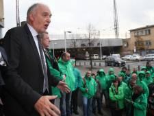 La SNCB promet de redonner confiance aux syndicats