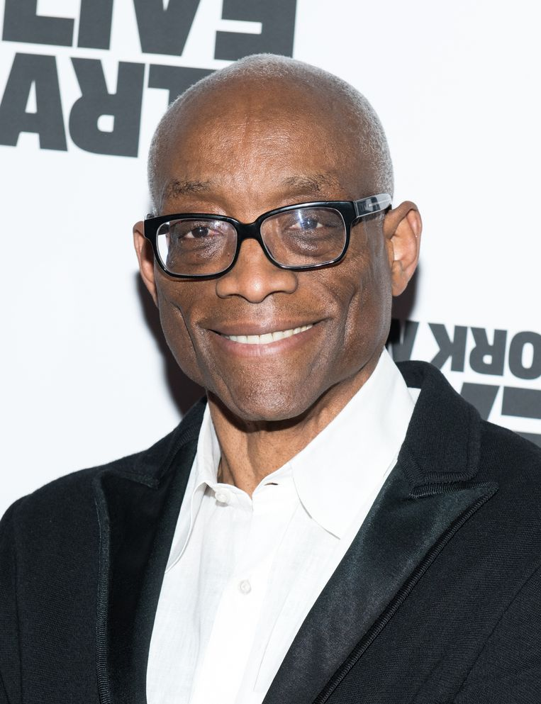 Choreograaf Bill T. Jones in 2018. Beeld Getty