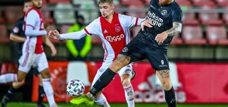 Samenvatting: Jong Ajax - Almere City FC