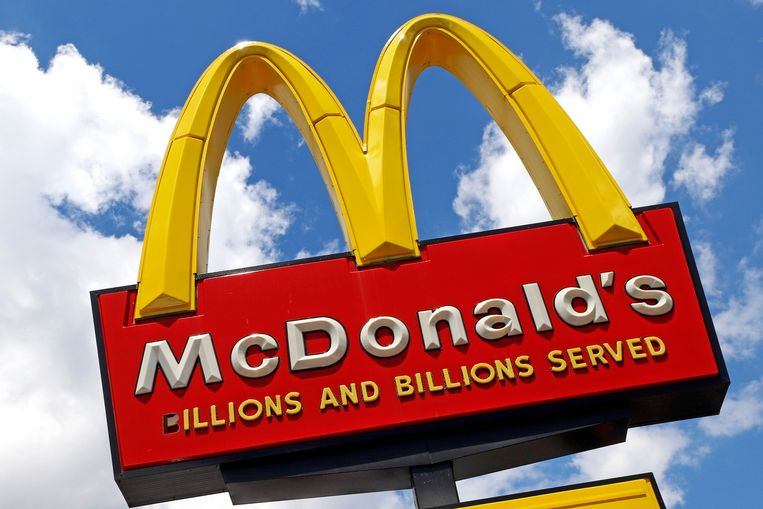 Hamburgergigant McDonald's gaat een vleesloze, plantaardige burger testen. Beeld AP