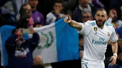 Ontsnappen, heet zoiets: Real Madrid naar derde finale op rij na zinderende pot voetbal tegen Bayern München