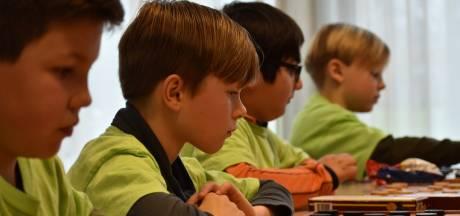 Finale NK schooldammen in Heerde